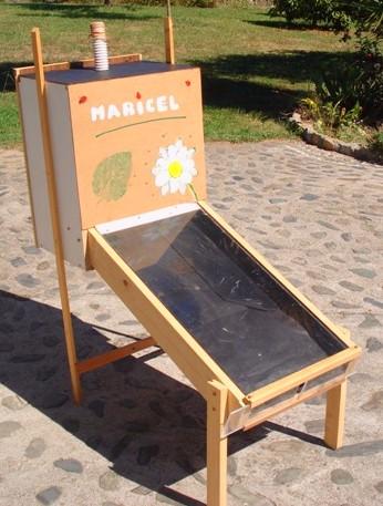 Secador Solar - Huerto de Urbano